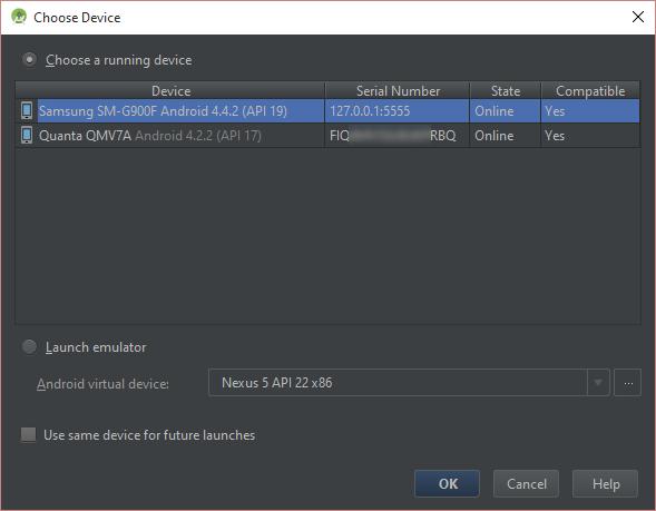 Using Bluestacks for Fast Android Emulation | Matt's Repository