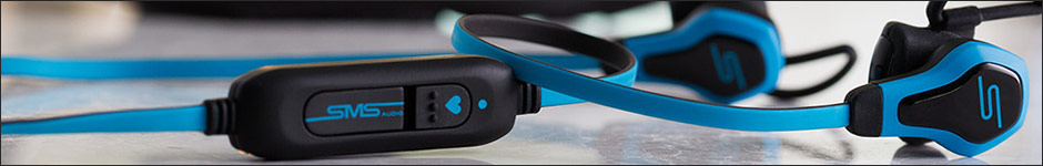 SMS Audio BioSport Headphones